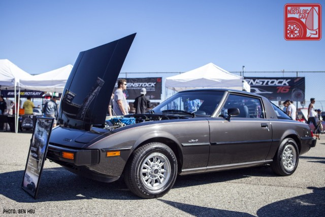 105 Mazda RX7 SA22