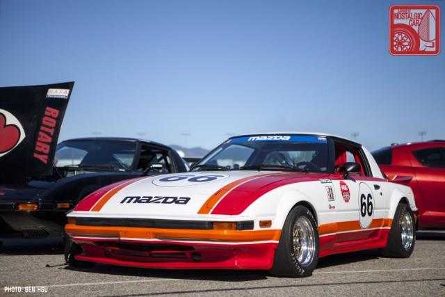 124 Mazda RX7 SA22 IMSA replica