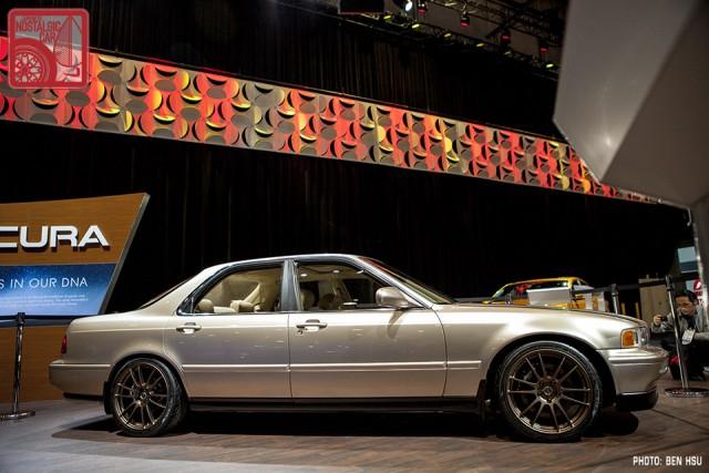 Honda Acura Legend Ludacris 01