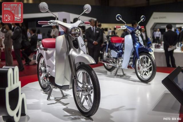 Honda EV Cub 01
