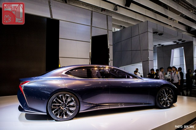 Lexus LF-FC 01