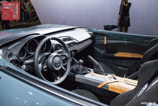 Mazda MX5 Miata ND Speedster Concept 08
