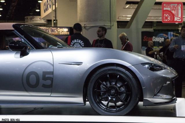 Mazda MX5 Miata ND Spyder Concept 03