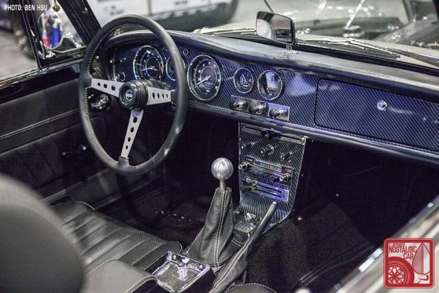 Nissan Datsun Fairlady Roadster 2000 04-2