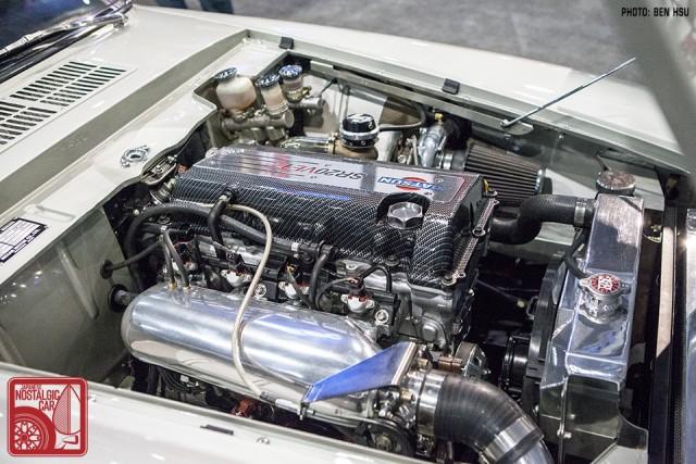 Nissan Datsun Fairlady Roadster 2000 06