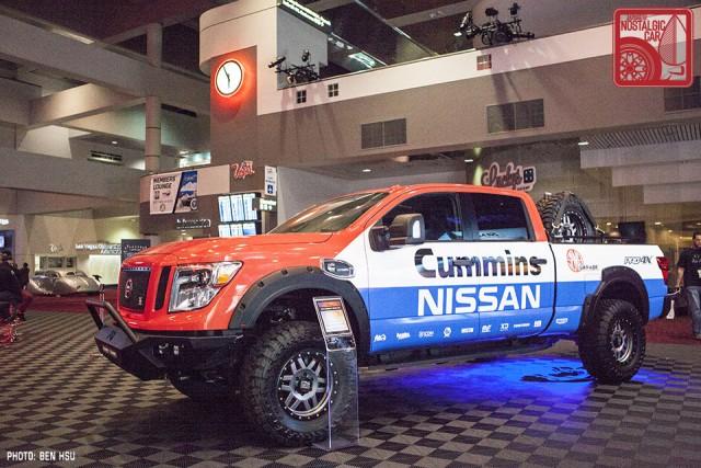 Nissan Titan XD Desert Runner 01