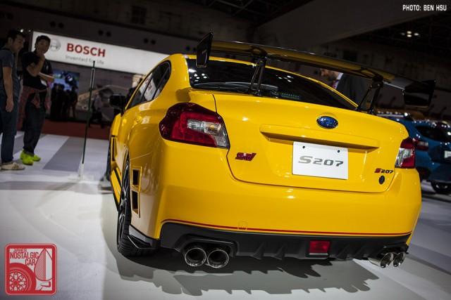 Subaru WRX STI S207 13