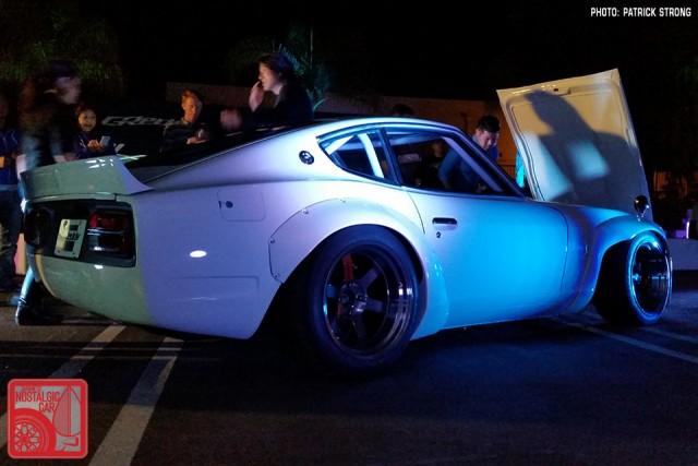 Sung Kang GReddy Fugz Z Datsun 240Z 17