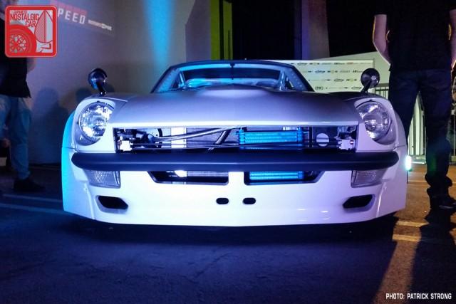 Sung Kang GReddy Fugz Z Datsun 240Z 23