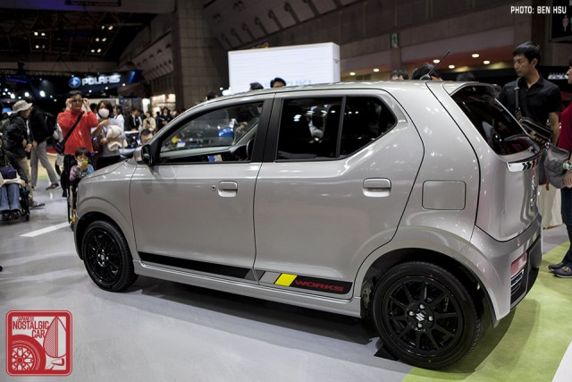 Suzuki Alto Works 03