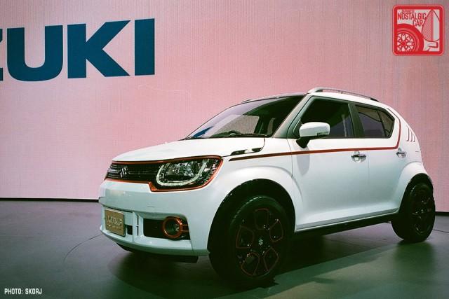Suzuki Ignis Sk50016w