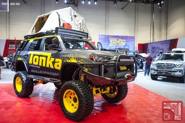 Toyota 4Runner Tonka 01