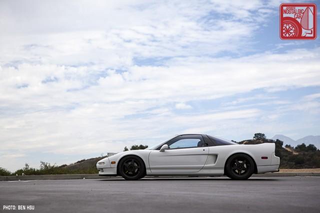 1993 Acura NSX - Grand Prix White 05