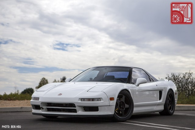 1993 Acura NSX - Grand Prix White 14