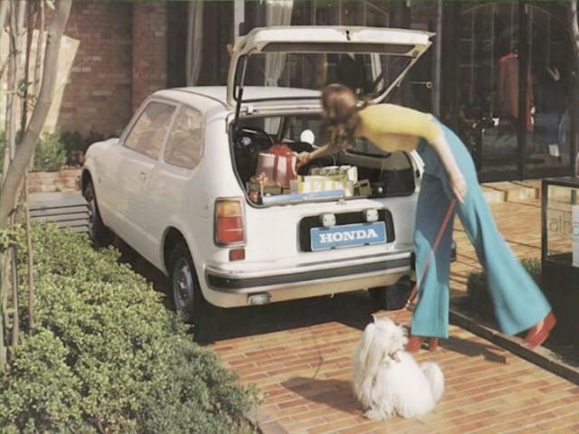 Australia Honda Civic 1973