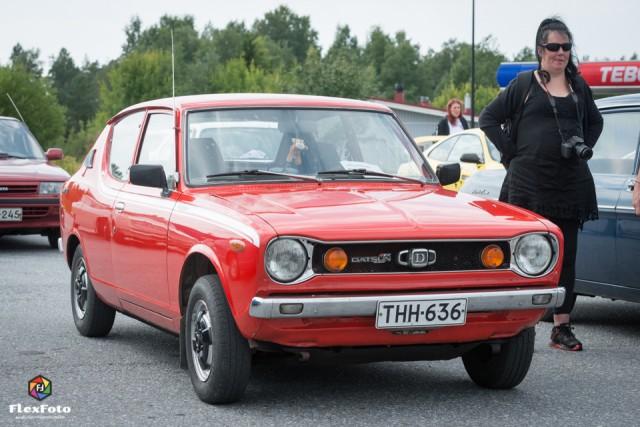 FinnJAE Nissan Datsun Cherry