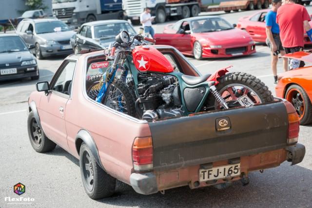 FinnJAE Subaru BRAT