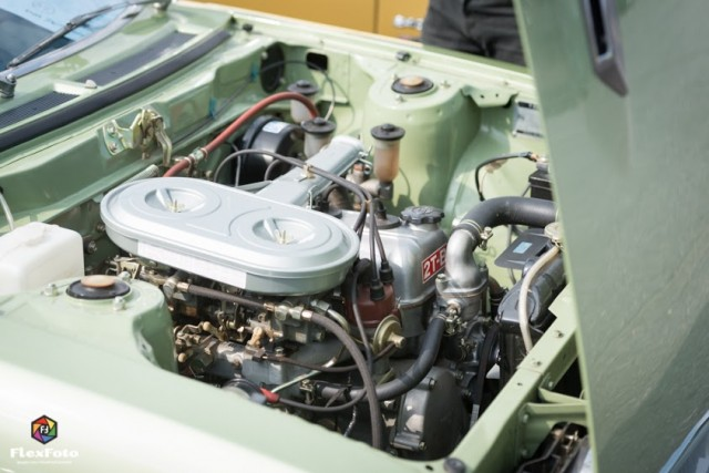 FinnJAE Toyota Celica A20 engine