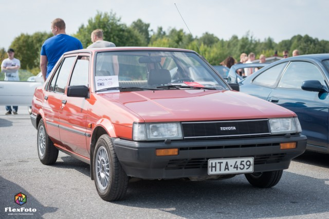 FinnJAE Toyota Corolla AE82