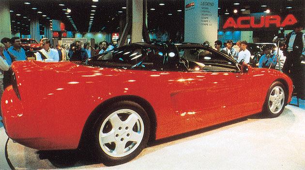 Honda Acura NSX Chicago Auto Show reveal