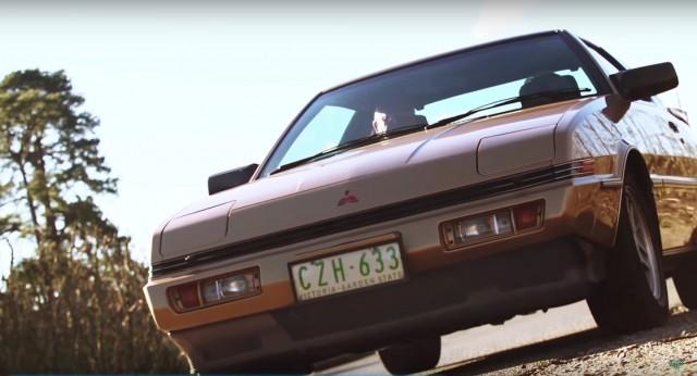 Mitsubishi Starion JD Australia