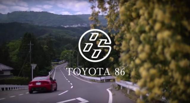 Toyota 86 Touge Mt Haruna