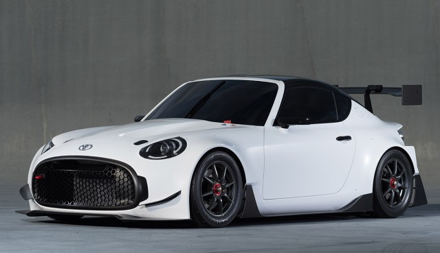 Toyota SFR Racing Concept 01