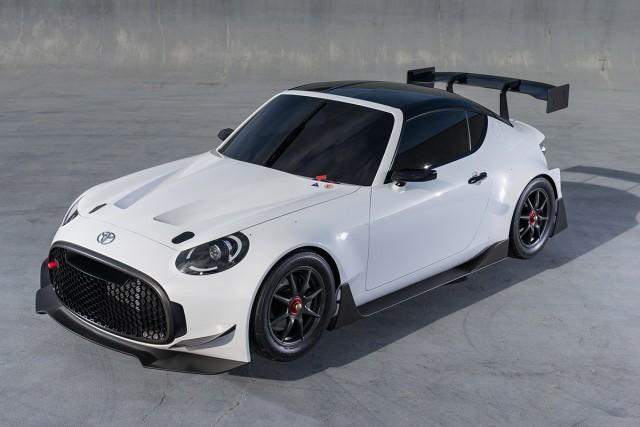 Toyota SFR Racing Concept 06