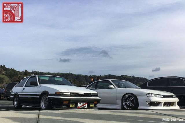 13-DY1792_Toyota AE86 Corolla & Nissan Silvia S14