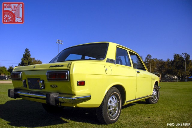 1973 Datsun 510 202s