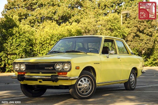 1973 Datsun 510 216s