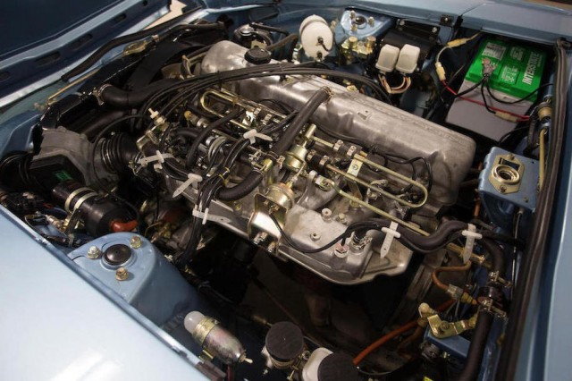 1975 Datsun 260Z 2+2 Bonhams auction 03