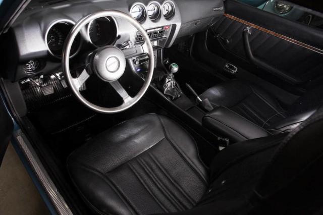 1975 Datsun 260Z 2+2 Bonhams auction 05