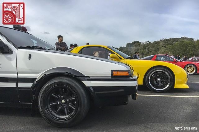 26a-DY1879_Toyota AE86 Corolla & Mazda RX7 FD Initial D