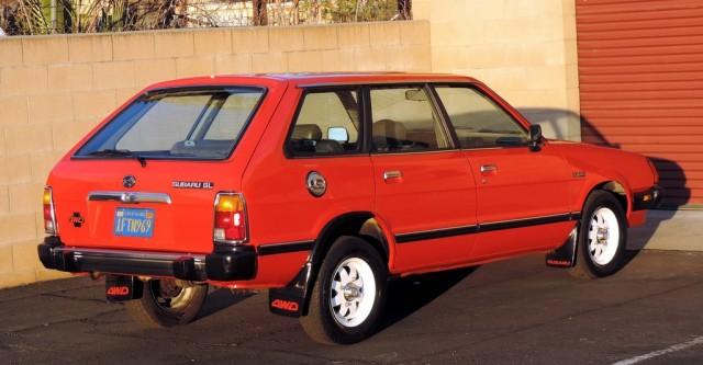 Rear Right EA81 GL Wagon