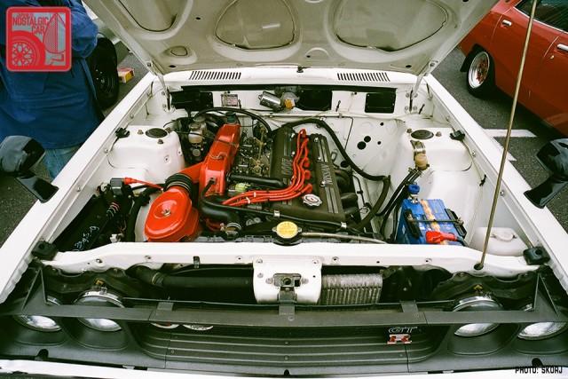 016-R3a-825c_Nissan Skyline KPGC110 kenmeri