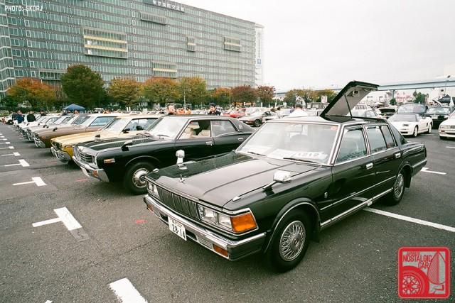 053-R3a-828a_Nissan Cedric 430 wedding car