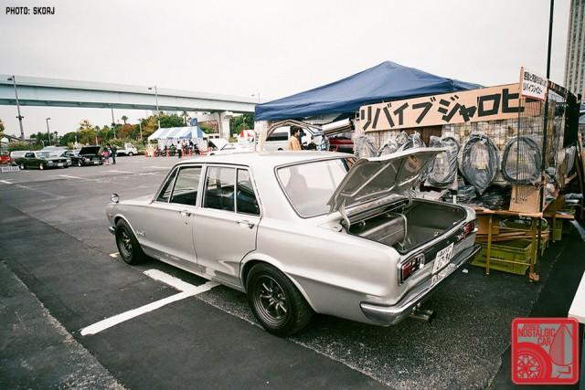 076-R3a-812a_Nissan Skyline hakosuka 4door C10 PGC10