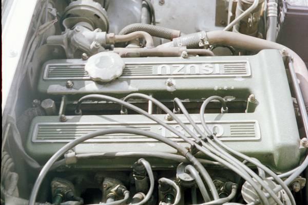 1979 Isuzu 117 XG 07