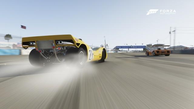 Nissan R382 Sebring Drift