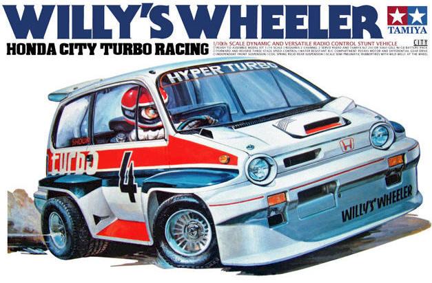 Tamiya Willys Wheeler