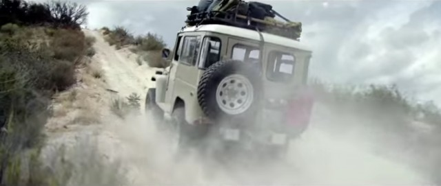 Toyota Land Cruiser FJ40 Hankook Tire