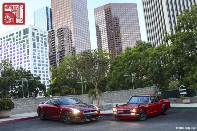 06_NissanGTR-R35_SkylineC10Hakosuka