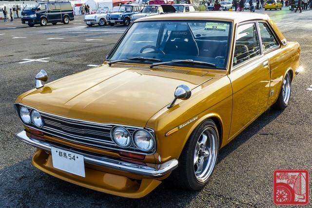 115-SM0907_Nissan Bluebird 510 Coupe