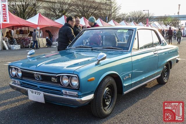 118-SM0809_Nissan Skyline Hakosuka C10