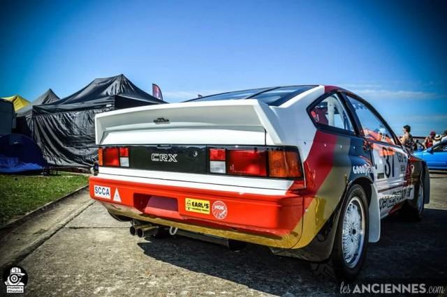 1984 Honda CRX Mugen SCCA GT4 replica France 05