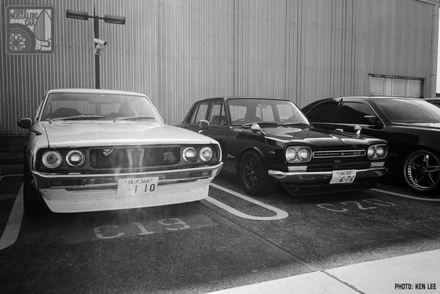 199-KLGR21-1534_Nissan Skyline C110 Kenmeri & C10 Hakosuka