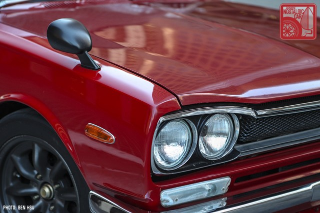 34_NissanGTR-R35_SkylineC10Hakosuka_headlight
