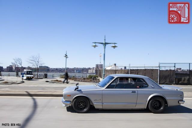39_1971 Nissan Skyline GTR Hakosuka KPGC10 in NYC