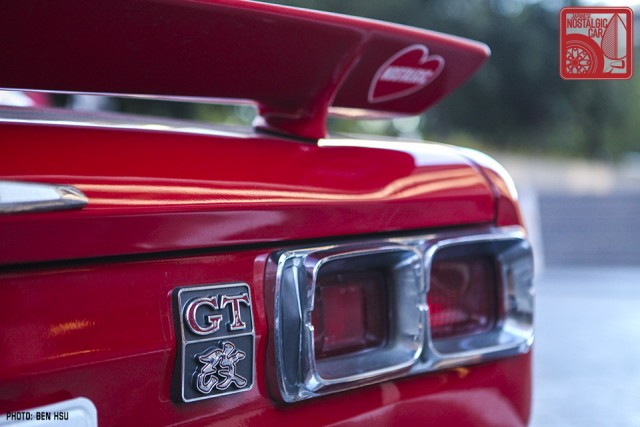 42_NissanGTR-R35_SkylineC10Hakosuka_rear